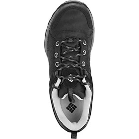 Columbia Fire Venture Textile Schoenen Dames, black/grey ice
